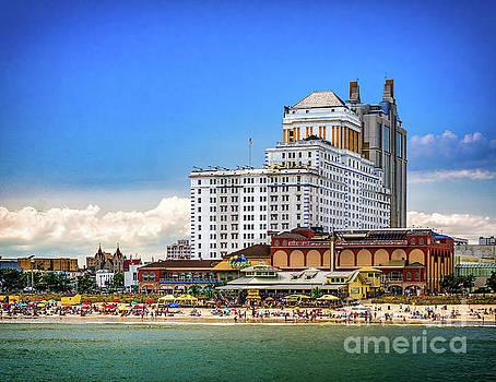 Nick Zelinsky - Resorts Casino - Atlantic City NJ