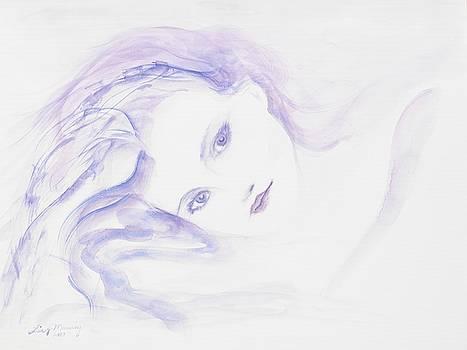 Restful Angel by Lisa  Marsing