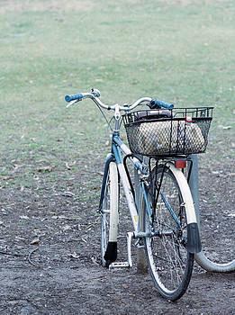 Resting Bike by Paul Frederiksen