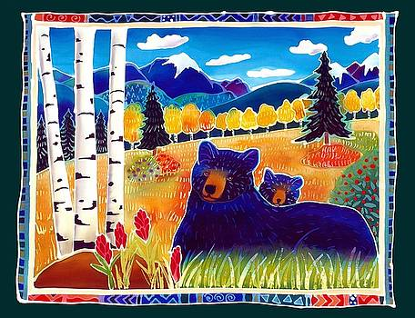 Harriet Peck Taylor - Resting in the Aspen