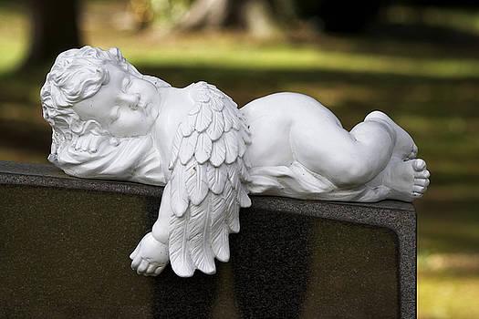 Resting by Marc Huebner