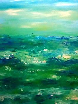 Patricia Taylor - Restless Emerald Sea