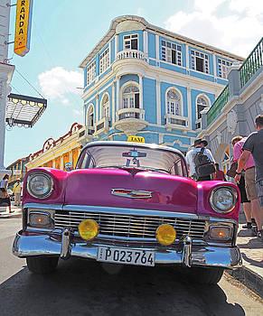 Dennis Cox - Restored 1956 Chevrolet