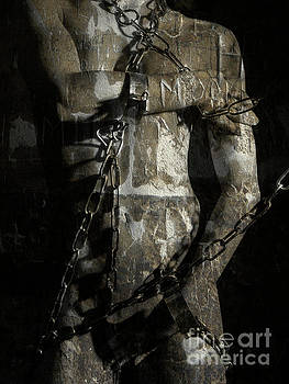 Simon Pocklington - Restrained Statue