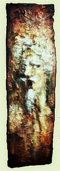 Retablo - Quijote by Jesus Alberto Arbelaez Arce