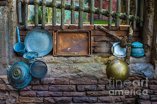 Retired Cookware  by Gary Keesler