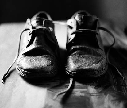 Muyiwa OSIFUYE - Retired Old Shoes