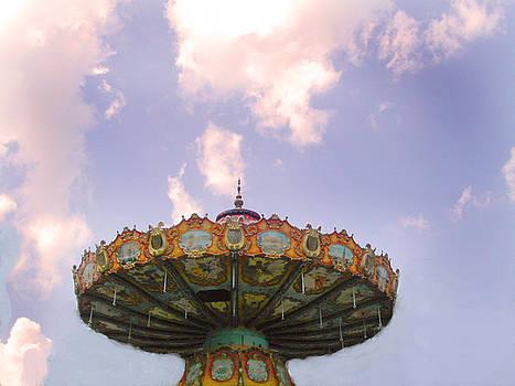 Anne Cameron Cutri - Retired Ride in the Sky or UFO