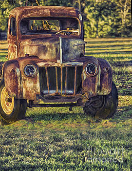 Retired Wrecker by Linda Blair