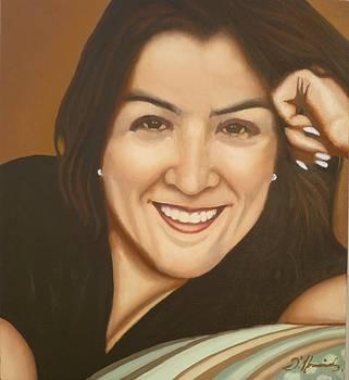 Retrato de Rocio by Fernando A Hernandez