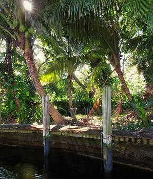 Retreat - New River in Fort Lauderdale by Matt Tilghman
