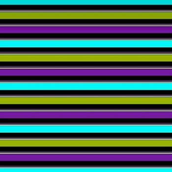 Retro Candy Stripe by Yonni H