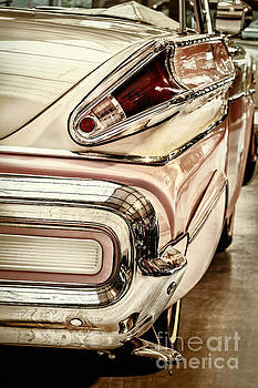 Retro styled rear of a Buick Century Convertible by Martin Bergsma