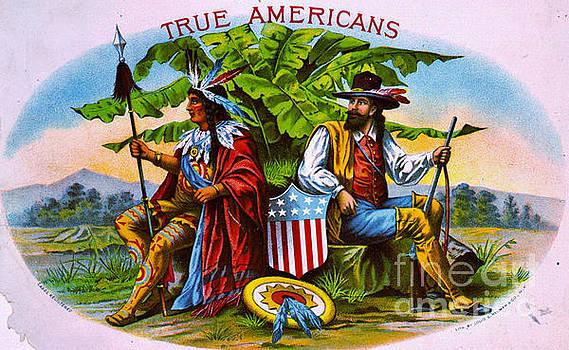 Retro Tobacco 1885 by Padre Art