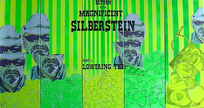 Return Of The Magnificent Silberstein by Karel Witt