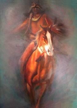 Return of the Warrior by Elizabeth Silk