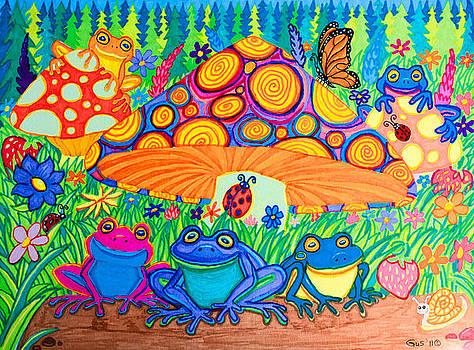 Nick Gustafson - Return to Happy Frog Meadow