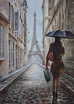 Return to Paris by Andy Lloyd