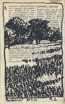 Martin Stankewitz - Reutwiesen,tree landscape