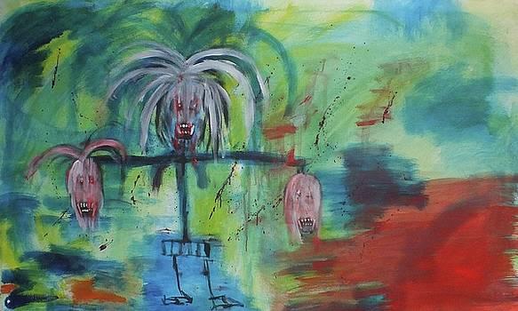 Revenge of a God by Randall Ciotti