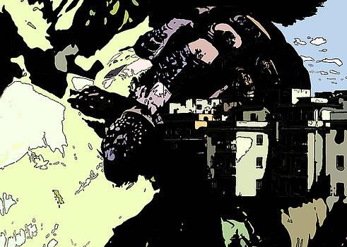 Revenge of the Giant by Simone Pompei