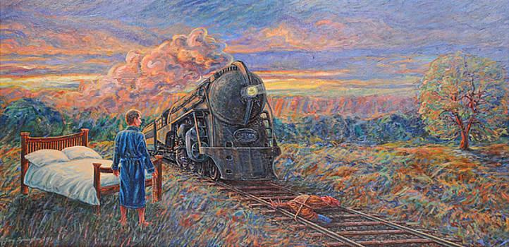 Revenge of the Sleepless Man by Gary Symington