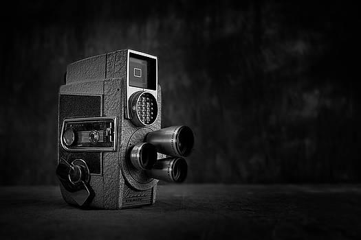 Revere 16mm Movie Camera by Mark Wagoner
