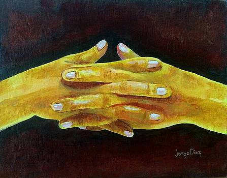 Reverence by Jorge Diez