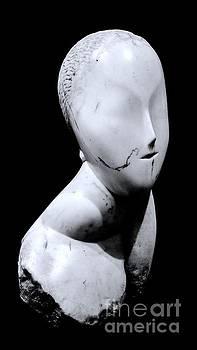 Revisiting Brancusi - Muse by Mioara Andritoiu