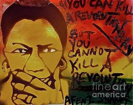 Revolutionary Afeni Shakur by Tony B Conscious