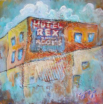 Rex Hotel by Sara Zimmerman