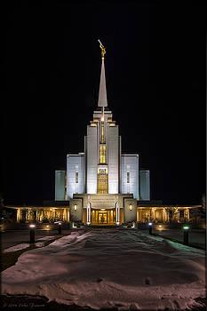 Erika Fawcett - Rexburg Temple