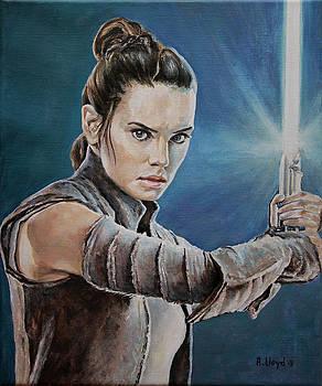 Rey by Andy Lloyd