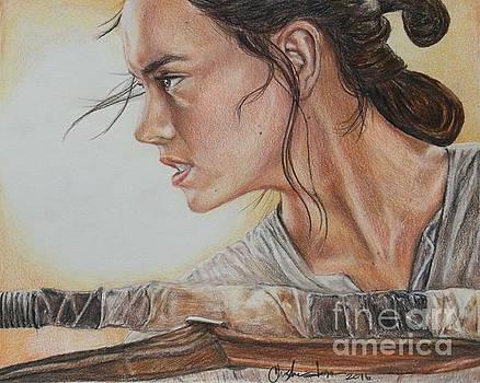 Rey by Christine Jepsen