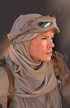 Rey from No Where by Jason Longstreet
