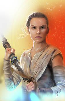 Rey by Jason Longstreet