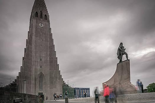 Reykjavik by Andrew Matwijec