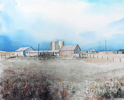 Reynolds Ranch by Richard Hahn