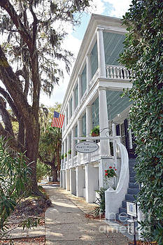 Rhett House Inn in Beaufort by Catherine Sherman