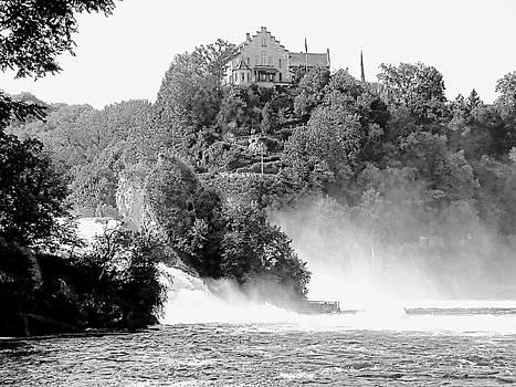 Rhine Falls - Schaffhausen, Switzerland  by Joseph Hendrix