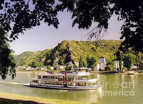 John Malone - Rhine River Germany