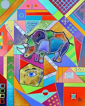 Rhinoceros Part-ies by Jeremy Aiyadurai