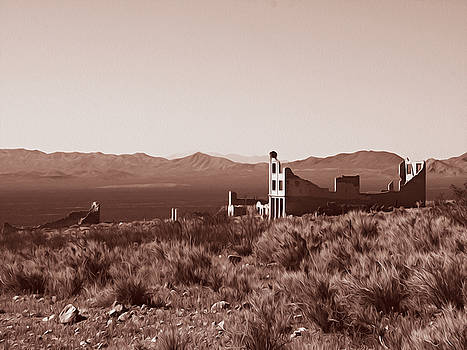 Rhyolite Dreams by Joe Schofield