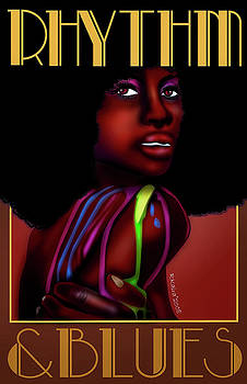 Rhythm and Blues by Robina Kaira