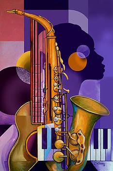 Rhythm Child by Lloyd DeBerry