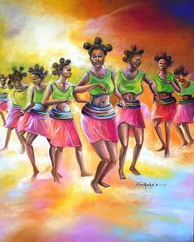 Rhythm Of Celebration by Olaoluwa Smith