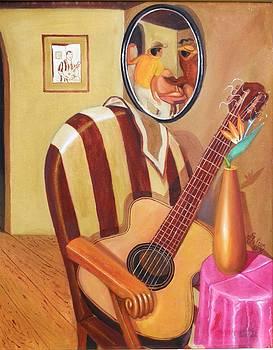 Rhythmic Echoes by David G Wilson