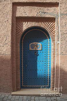 Riad Zahir by Floyd Menezes