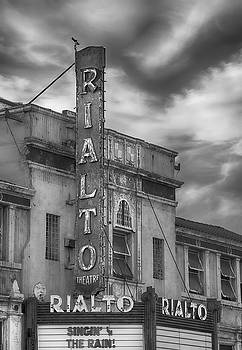 Rialto Theatre by Steven Michael