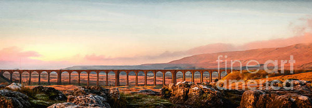 Ribblehead by William Wooding